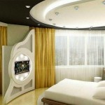 Plasterboard -ceilings- in- the- bedroom9